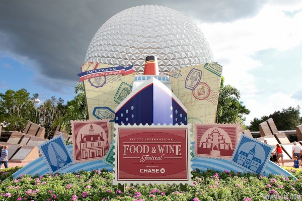 Food and Wine Festival no Epcot