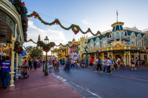 Christmas on Main Street-L