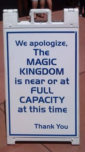 Magic Kingdom na Fase 4