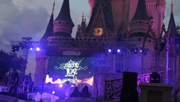 Evento Night of Jow no Magic Kingdom