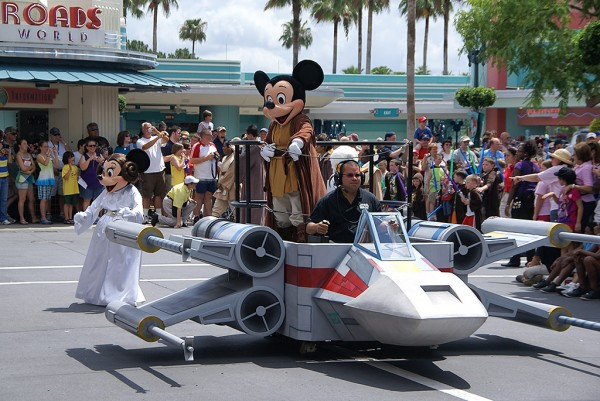 Evento Star Wars Weekend no Hollywood Studios
