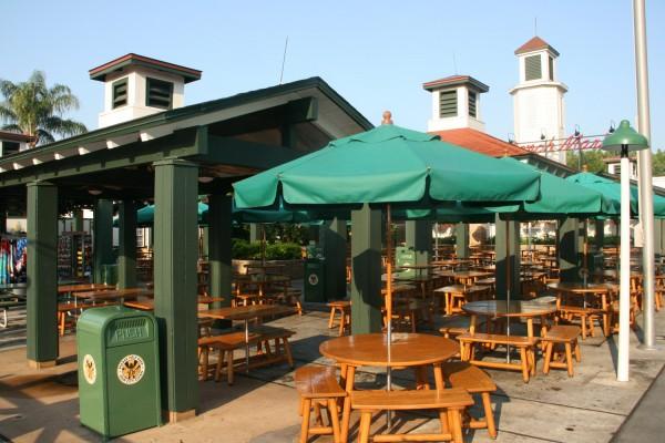 Mesas do Sunset Ranch Market