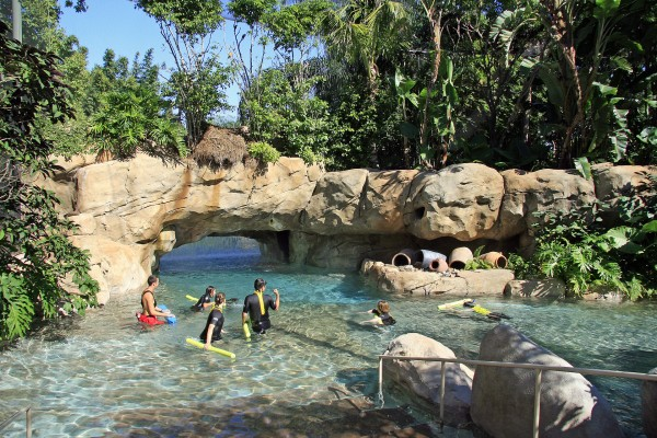Discovery Cove-DisccoveRiver