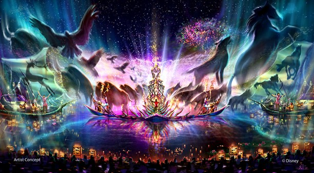 Novidades Orlando 2016 - Rivers of Light Animal Kingdom