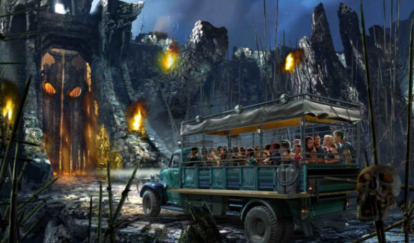 Novidades Orlando 2016 king kong Islands of Adventure