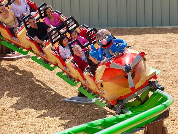 Roteiro Busch Gardens - Air Grover