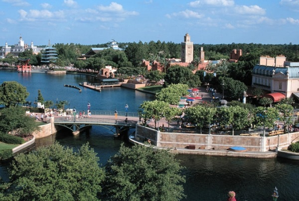 World Showcase no Epcot