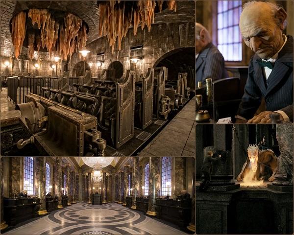 Harry Potter Roteiro Universal Studios