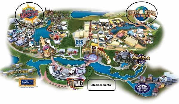 mapa universal menor
