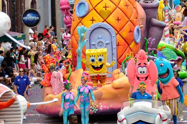 Roteiro Universal Studios com Crianças