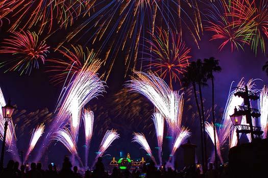 Ano Novo na Disney / Epcot