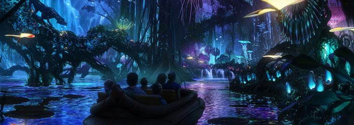 Novidades Orlando 2017: Pandora Animal Kingdom