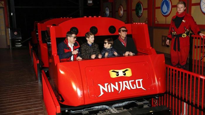 Novidades Orlando 2017: NinjaGo Legoland