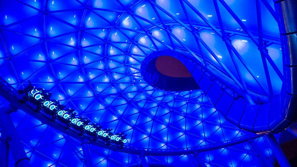 Nova montanha-russa do TRON no Magic Kingdom – Tudo que sabemos até agora |  Disney Guia